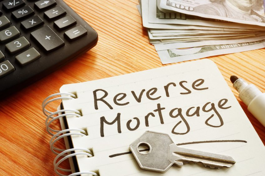 Reverse mortgage through a mortgage company in Plymouth, Minnesota